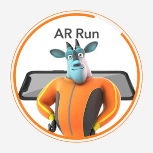 AR Run Game