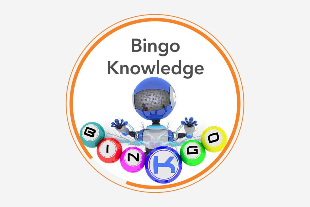 knowledge bingo game