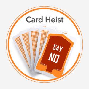 Card Heist Game