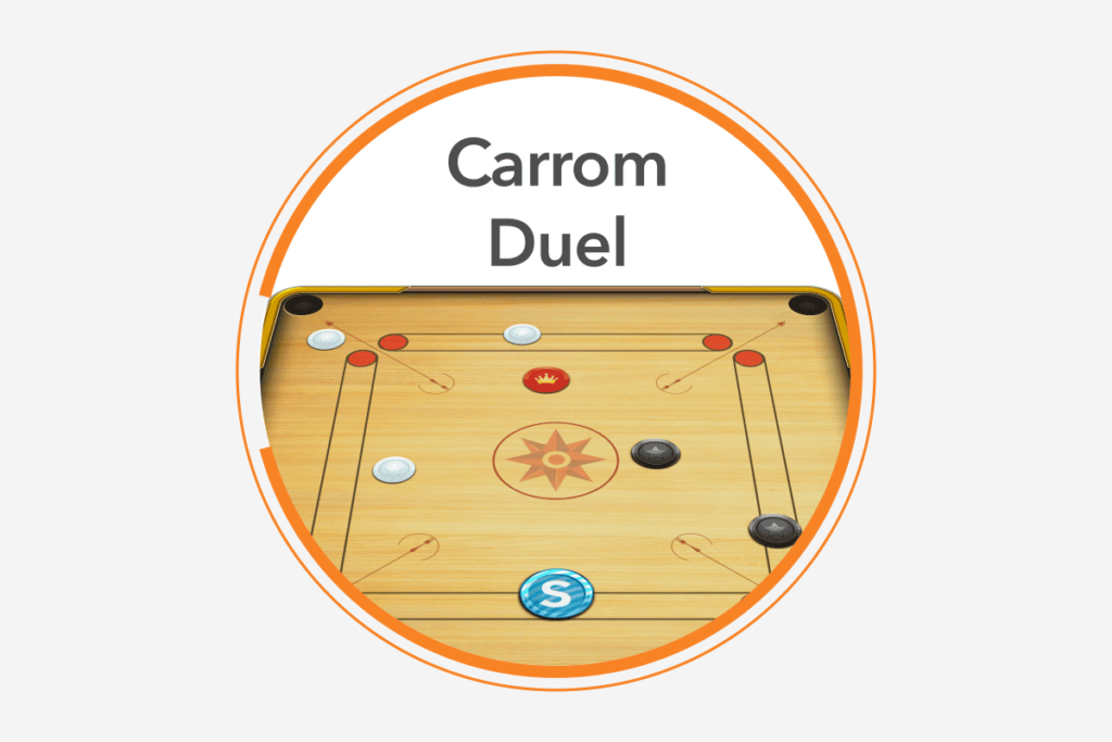 carrom duel game