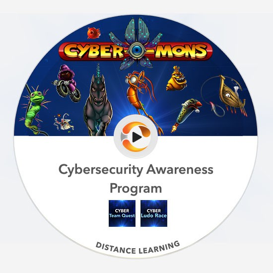 cyber-mons distance learning pack multiplayer team training