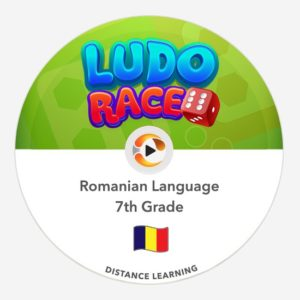ludo race romanian language 7th grade multiplayer team training