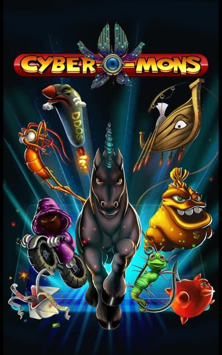 cyber-mons