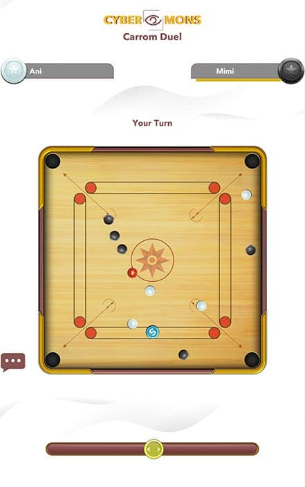 carrom duel board 2