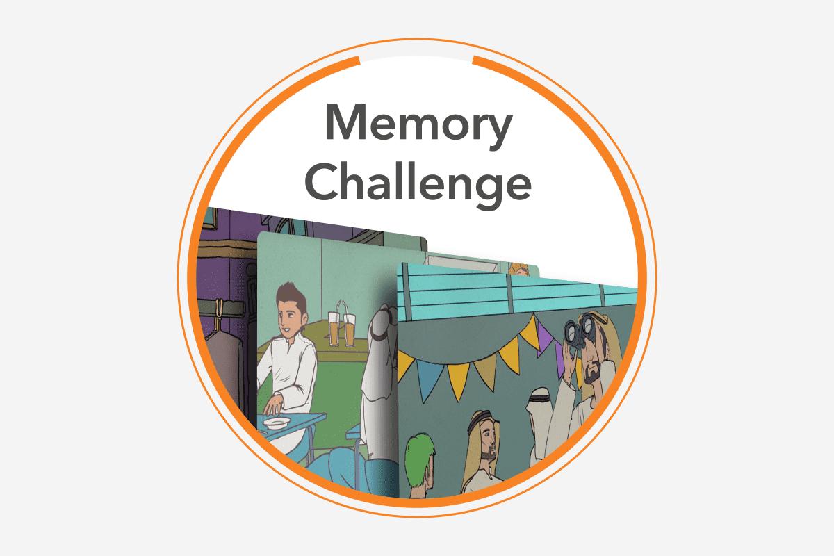 memory challenge game