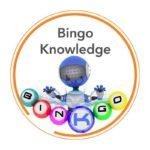 knowledge bingo white background