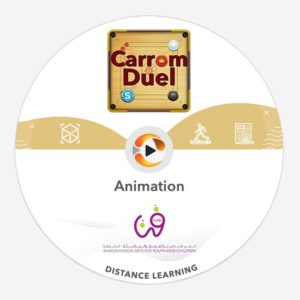 animation carrom duel