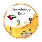 knowledge tour white background