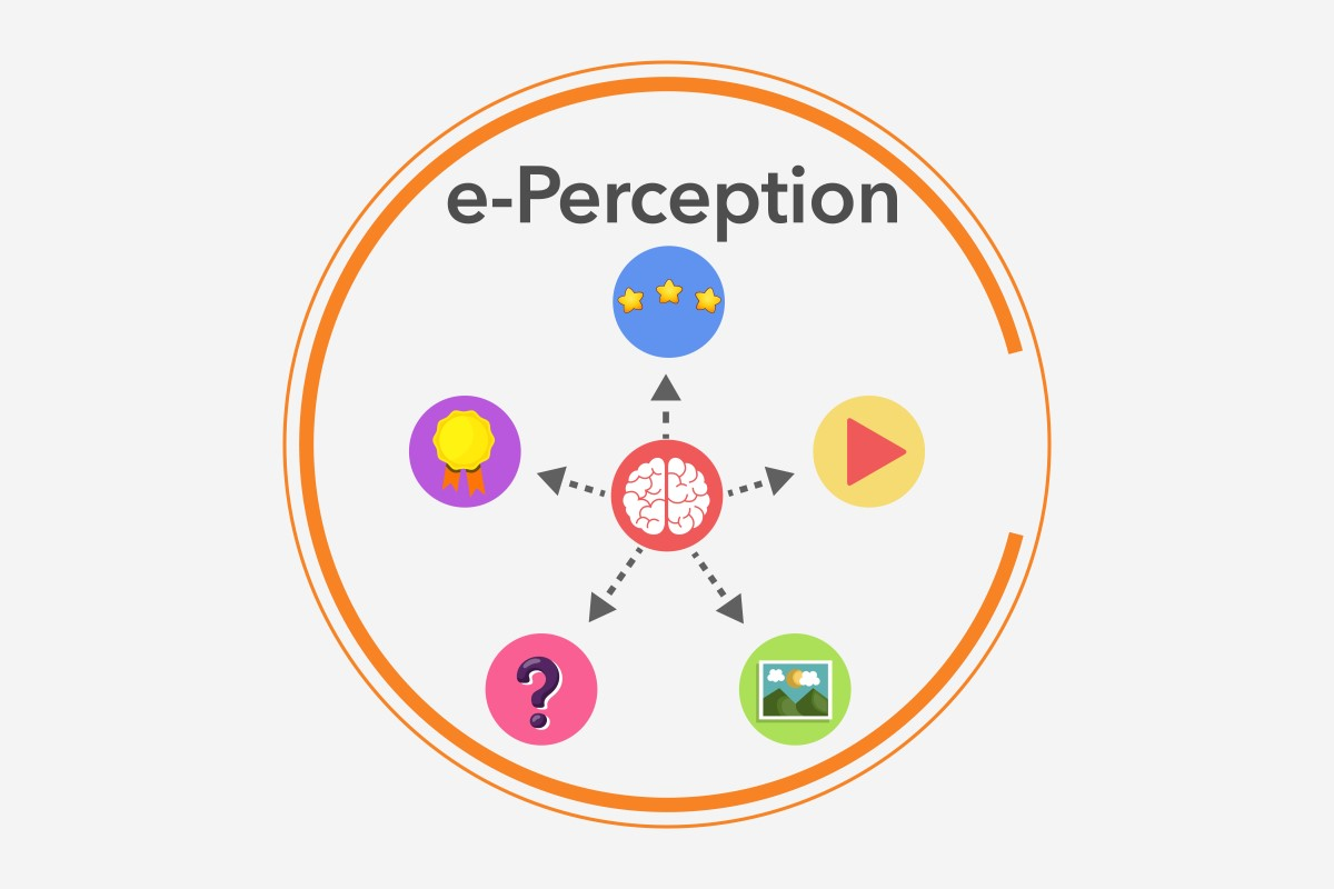 e-Perception game