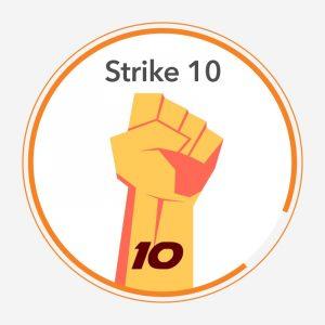 Strike 10 Game