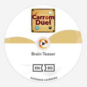 brain teaser carrom duel
