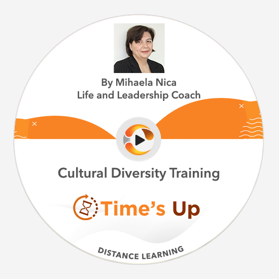 cultural diversity training time's up game