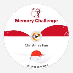 Christmas Fun Memory Challenge