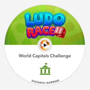 World Capitals LUDO RAC