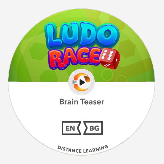 brain teaser ludo race
