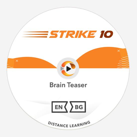 brain teaser strike 10