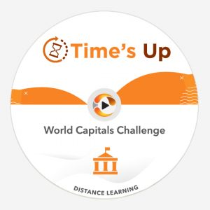 world capitals time's up
