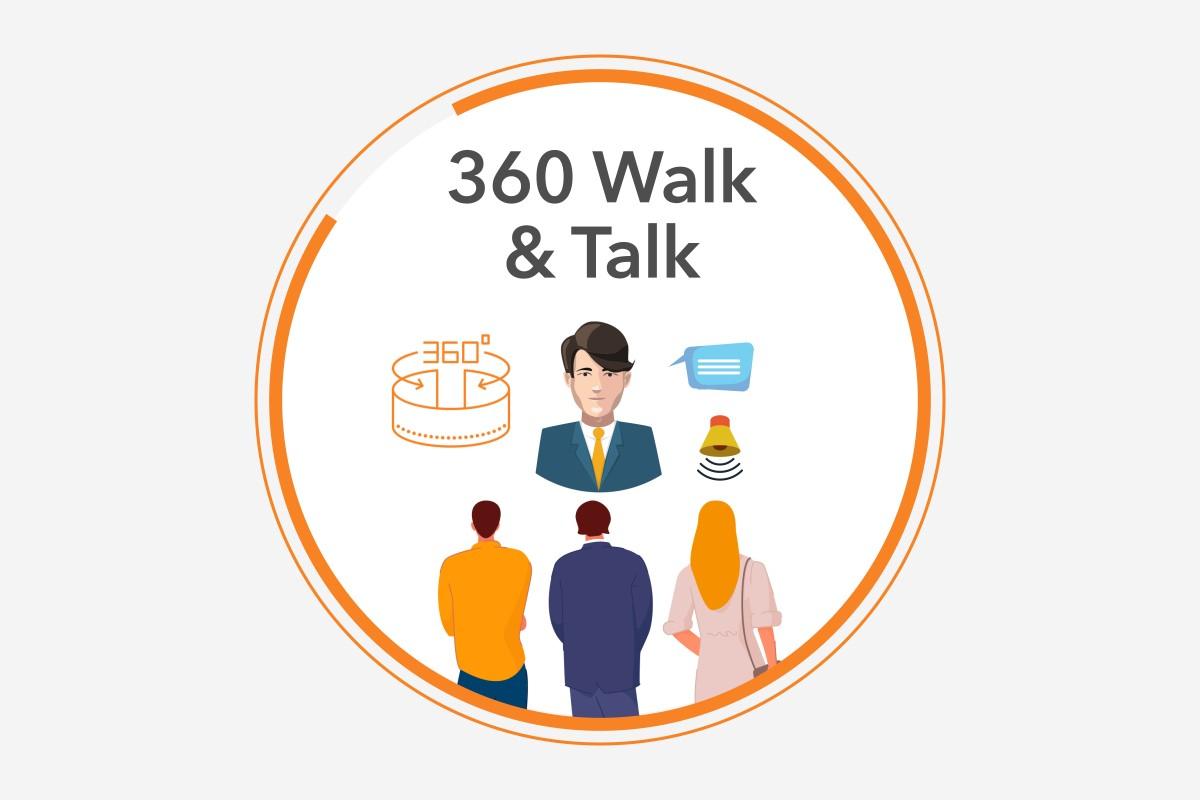 360 Walk & Talk
