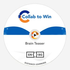 brain teaser collab to win