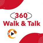 360 walk and talk download icon