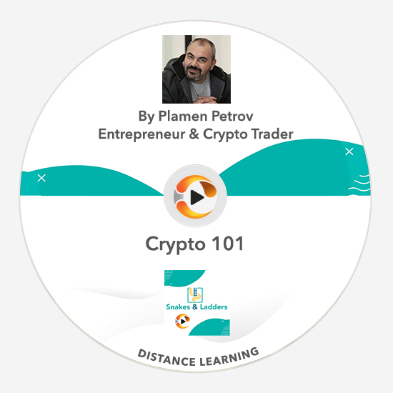 crypto 101 snakes & ladders
