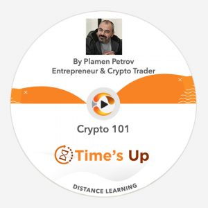 crypto 101 time's up