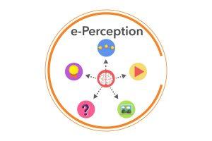 e-perception white