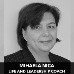 mihaela nica life and leadership coach
