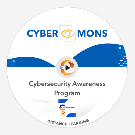 Cyber-mons COLLAB TO WIN Distance Learning