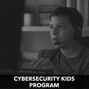 Cybersecurity Kids Program