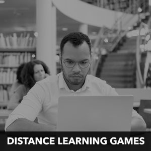 Distance Learning Games