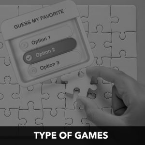 Type Of Games