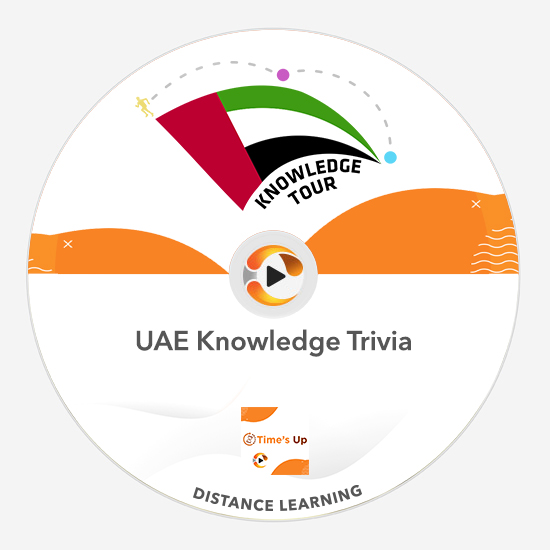 UAE Knowledge Trivia TIME'S UP