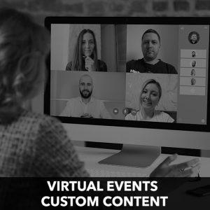 virtual content custom content