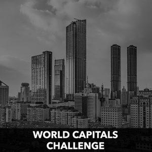 World Capitals Challenge