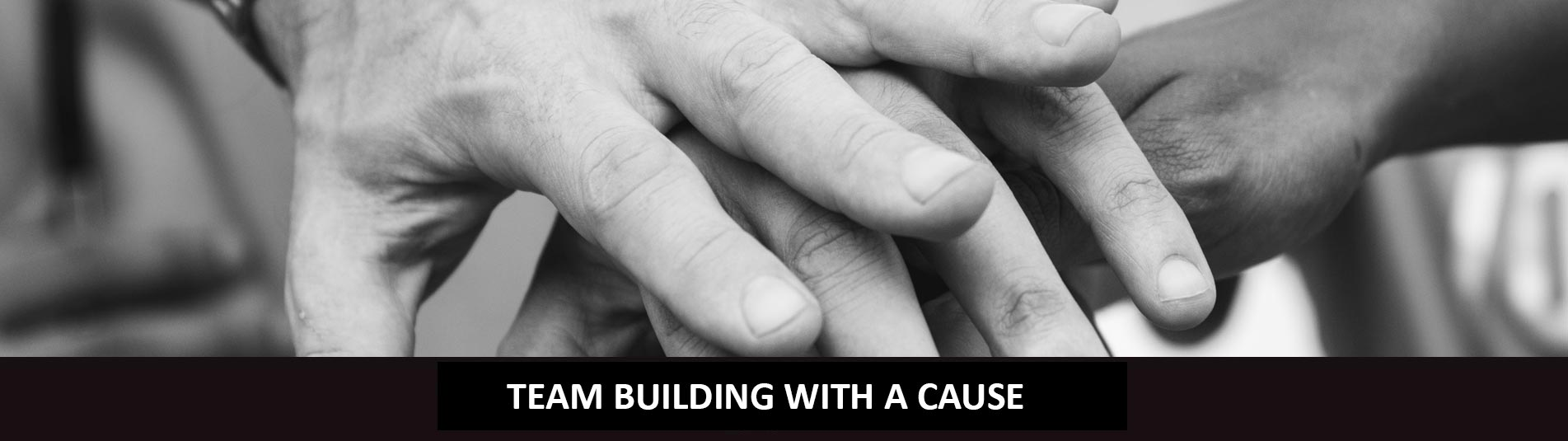 team building with a cause english