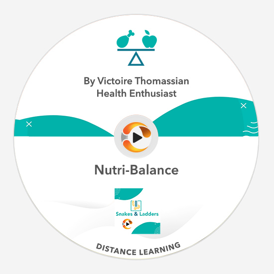 Nutri-Balance SNAKES & LADDERS