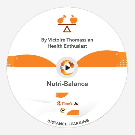 Nutri-Balance TIME'S UP
